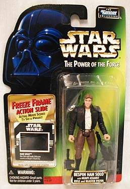 Star Wars Bespin Han Solo Action Figure