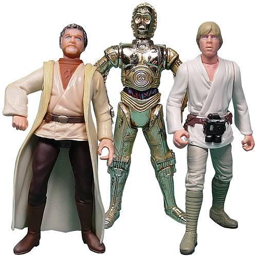 Star Wars Purchase of the Droids Action Figure 3-Pack