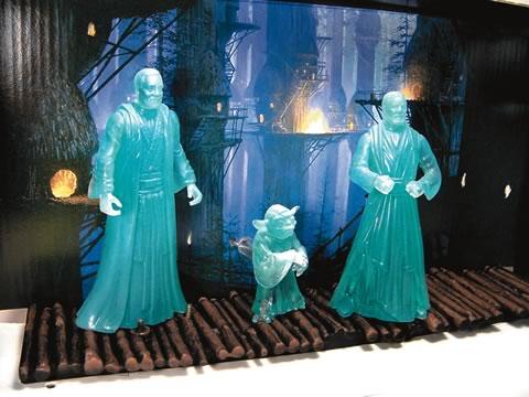 Cinema Scene: Jedi Spirits