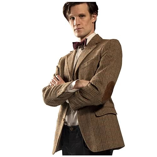Doctor Who Eleventh Doctors Jacket