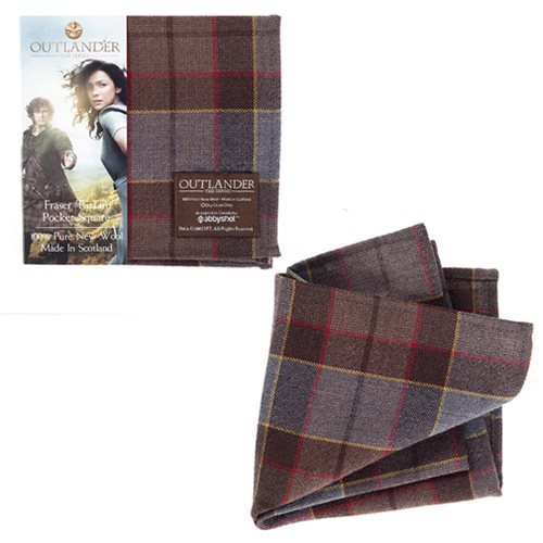 Outlander_Fraser_Tartan_Pocket_Square