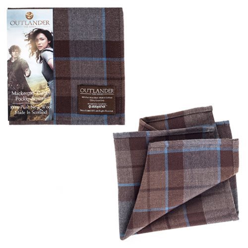 Outlander_MacKenzie_Tartan_Pocket_Square