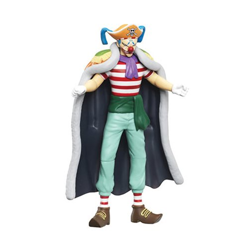 One Piece Buggy 5-Inch Action Figure