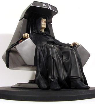 Emperor Cold Cast Statue