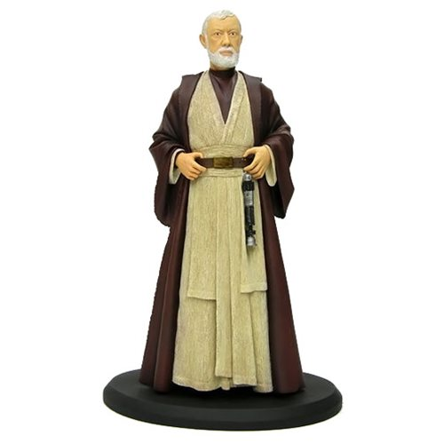 Star Wars Obi-Wan Kenobi Cold-Cast Statue