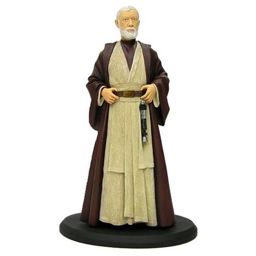 Star Wars Obi-Wan Kenobi Cold-Cast Statue