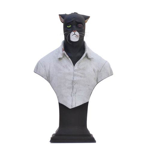 Blacksad John Blacksad #3 Wounded Face Mini-Bust