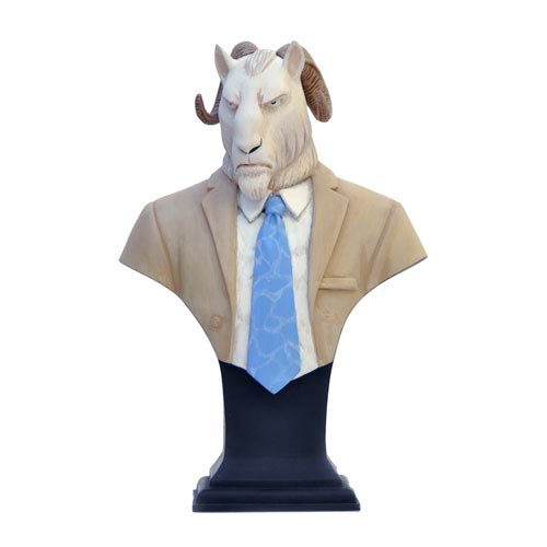 Blacksad Thomas Lachapelle Mini-Bust