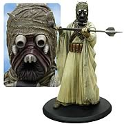 Star Wars Tusken Raider Cold Cast Statue Sculpture