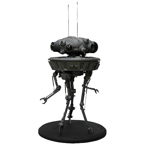 Star Wars Probe Droid Statue Sculpture