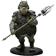 Star Wars Gamorrean Guard Cold-Cast Statue