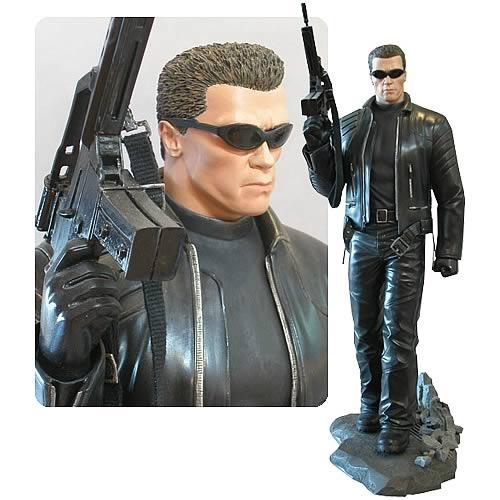 Terminator 3 T-850 Statue