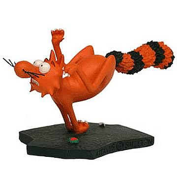 Fabulous Furry Freak Brothers Fat Freddy's Cat Statue