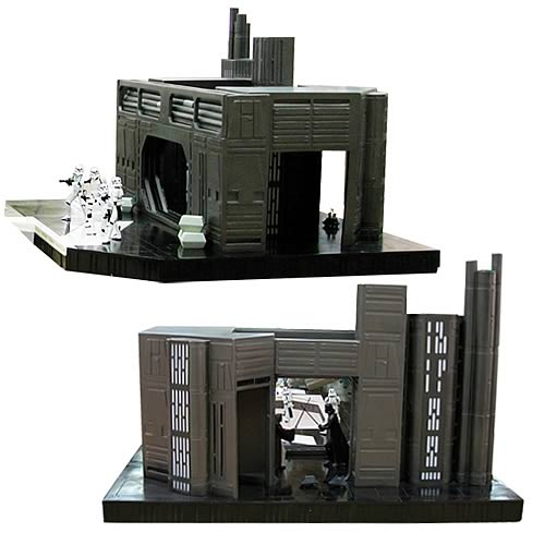 Star Wars Death Star Hall Resin Statue