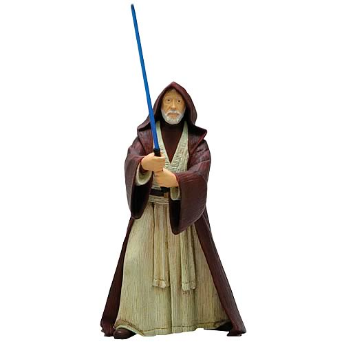 Star Wars Obi-Wan Metal Statue
