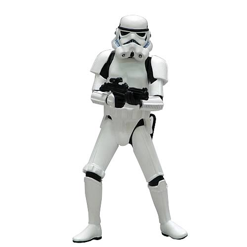Star Wars Stormtrooper Sentry Metal Statue