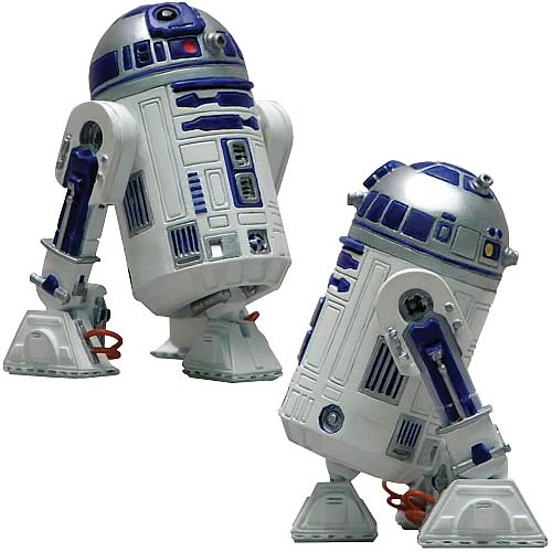 Star Wars R2-D2 Metal Statue
