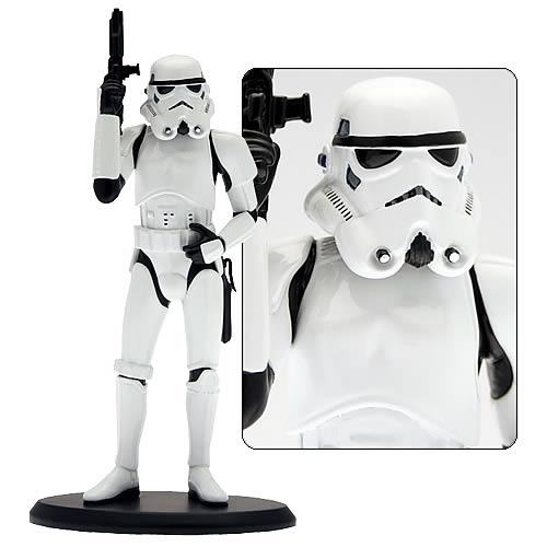 Star Wars Stormtrooper 1:10 Scale Limited Edition Statue