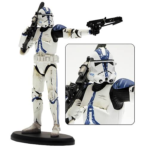 Star Wars Elite Collection 501st Trooper 1:10 Scale Statue
