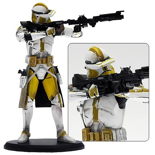 Star Wars Elite Collection Commander Bly 1 10 Scale Statue