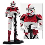 Star Wars Elite Collection Commander Thire 1:10 Scale Statue