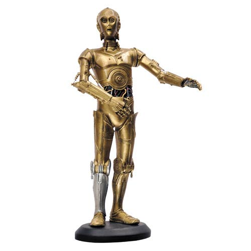 Star Wars C-3PO 1:10 Scale Statue