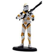 Star Wars Elite 212th Battalion Utapau Clone Trooper Statue