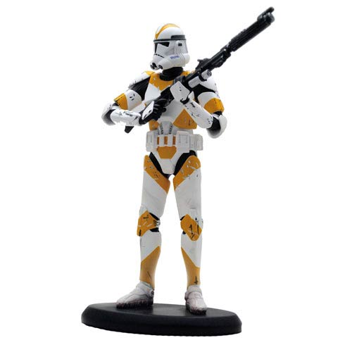 Star Wars Elite 212th Battalion Utapau Clone Trooper Statue