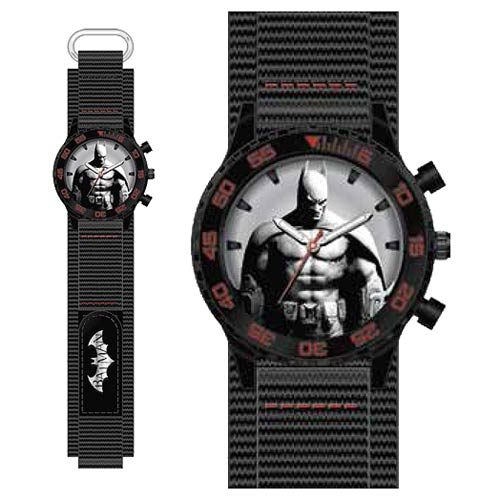 Batman Arkham City Canvas Wrap Watch