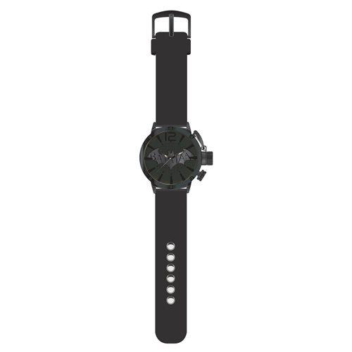 Batman Black Nylon Watch