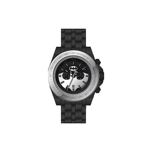 Batman Black Chain Link Watch