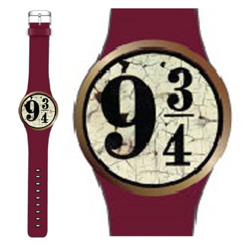 Harry Potter 9 3/4 Platform LED Watch