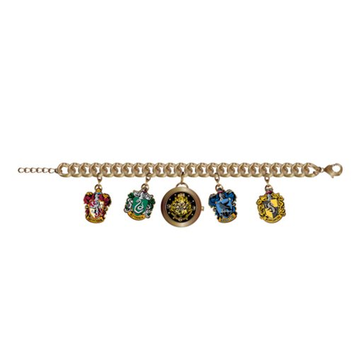 Harry Potter Watch Charm Bracelet