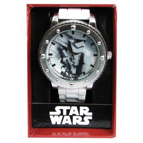 Star Wars Episode VII TFA Stormtrooper Bracelet Watch