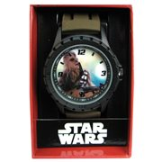 Star Wars Episode VII The Force Awakens Chewbacca Silicone Strap Watch