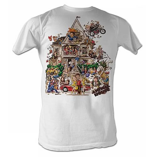 Animal House Caricature T-Shirt