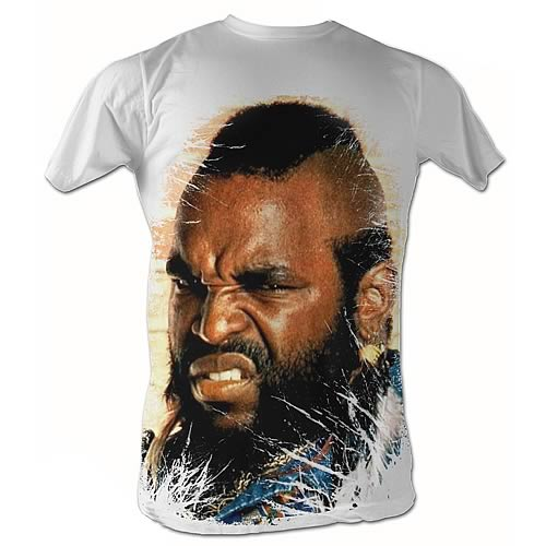 Mr. T Close-Up T-Shirt