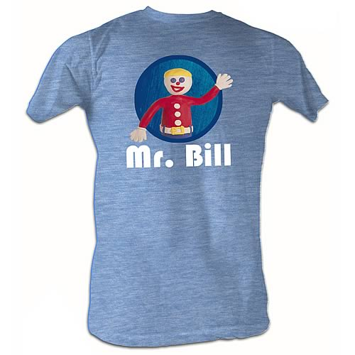 Mr. Bill Blue Bill Blue T-Shirt