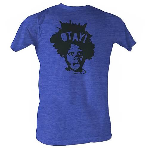 Little Rascals Buckwheat Big Otay Blue T-Shirt