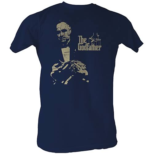 Godfather Puppet Master Black T-Shirt