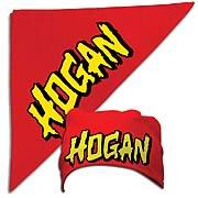 Hulk Hogan Hogan Red Bandana