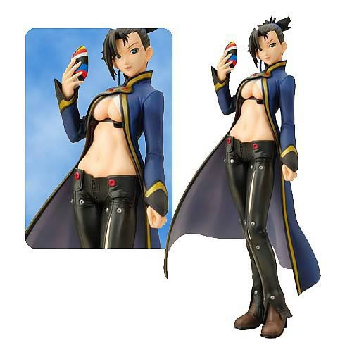 Burst Angel Sei PVC Figure