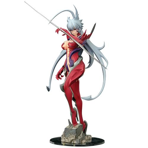 Witchblade Masane Amaha Power Up Statue