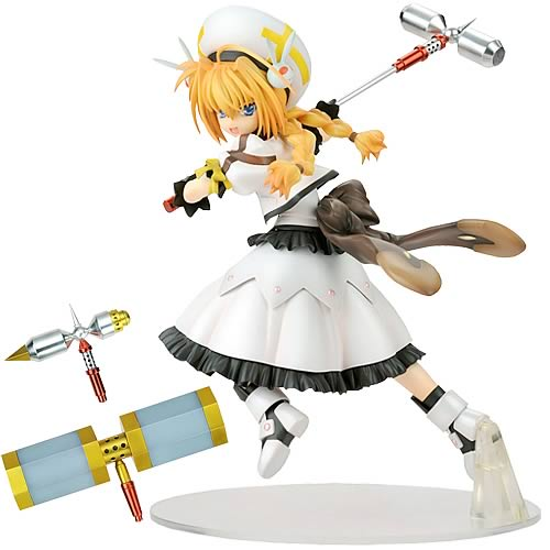 Magical Girl Lyrical Nanoha StrikerS Unison Vita Statue