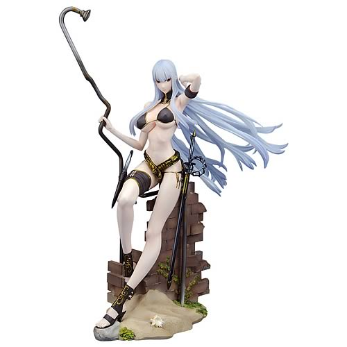 Valkyrie Chronicles Selvaria Bles Swimsuit Version Statue