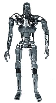 8 Inch T2 Endoskeleton Ser. 2