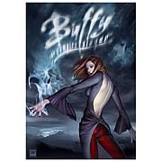 Buffy the Vampire Slayer Season 8 #3 Cover Fine Art Print