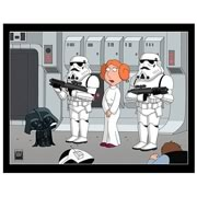 Star Wars Family Guy Stolen Plans Pix-Cel
