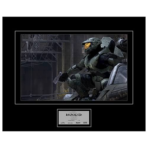 Halo Dismount Limited Edition Paper Giclee Print