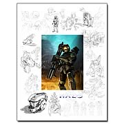 Art of Halo Paper Giclee Print
